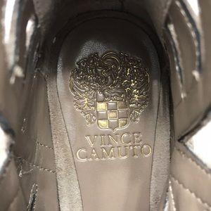Vince Camuto Shoes - Vince Camuto Tan Pevista Bootie